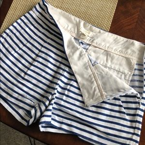 Striped High Waist Shorts!